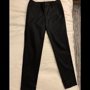 Vince black dress pants 0